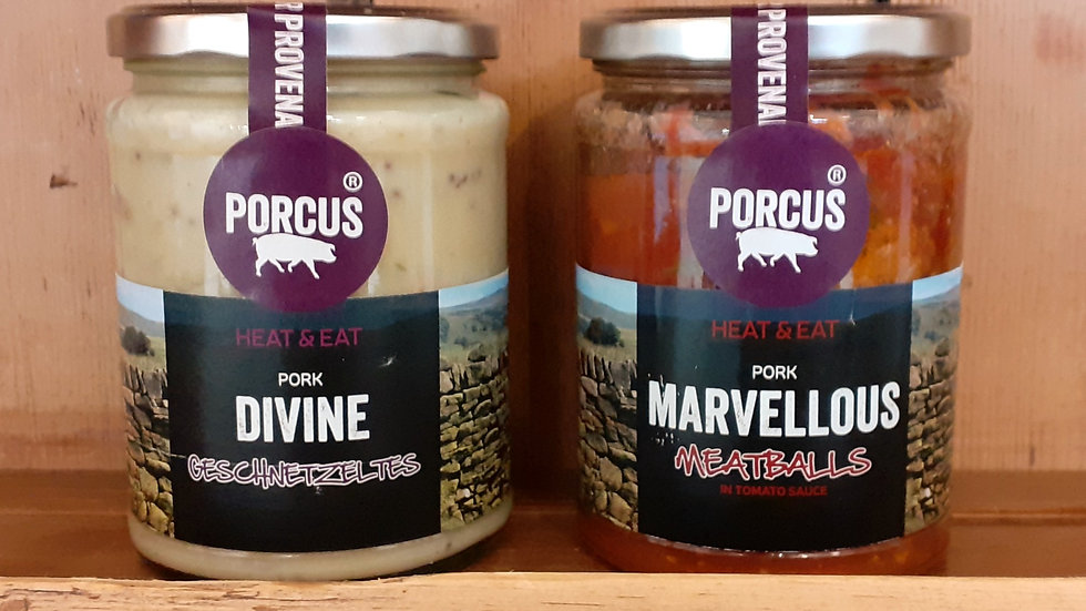 Porcus Meal-in-a-jar