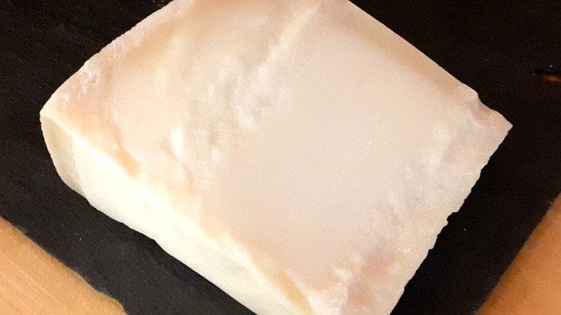 Cut Piece of Italian Parmesan Parmigiano Reggiano Italian Hard Cheese Grating with Rind