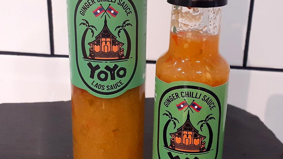 Hot Sauce - Yoyo