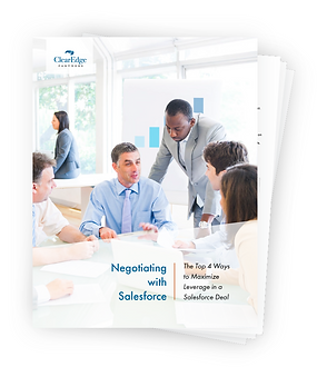 Salesforce Negotiations Guide