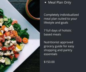 Survivor diet plan