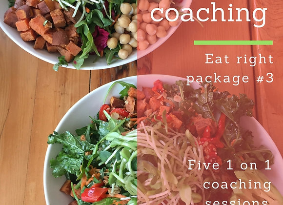 Eat right package 3
