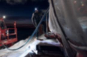 John the Fuelie - Antarctica