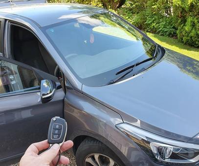 Hyundai i20 lost keys auto locksmith in York