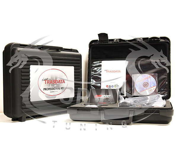 Dimsport Trasdata Slave ECU Tuning Bench Flasher + GPT Adapter