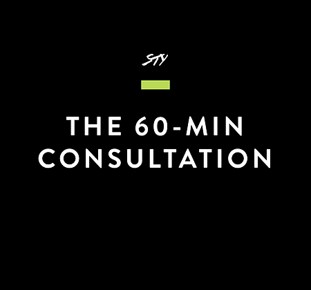 The 60-Minute Consultation