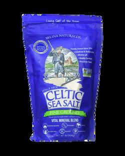 Fine Ground Celtic Sea Salt