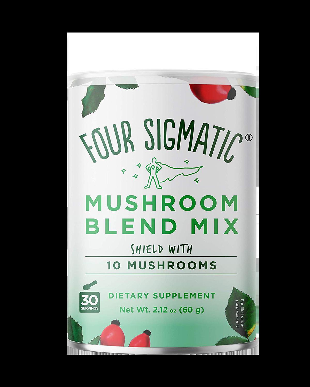 Four Sigmatic 10 Mushroom Blend