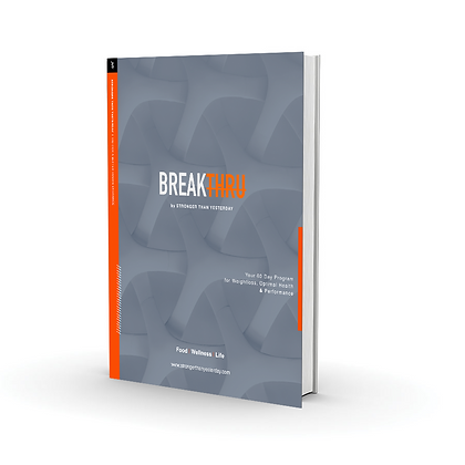 BREAKTHRU by STY
