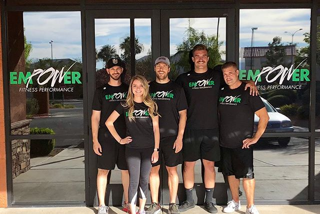 team, empower fitness performance, henderson, gym, fitness, personal trainer, sports, best gym, physical therapist, strength coach