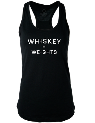 Whiskey+Weights Tank