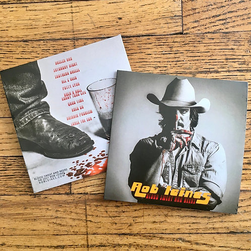 Blood Sweat and Beers CD