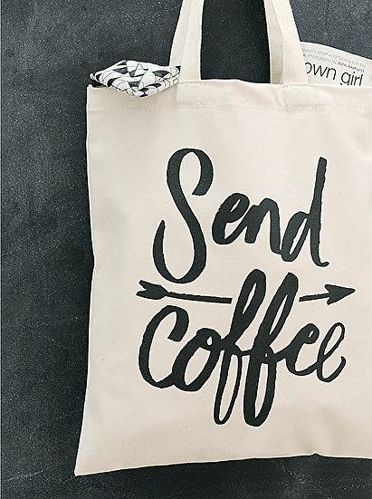 Slogan Tote Bag