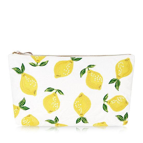 Lemon Travel Pouch