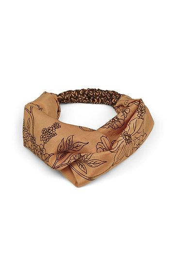 Upcycled Vintage Sari Headband