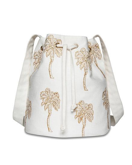 Palmier Bucket Bag