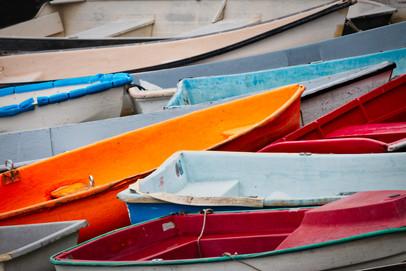 Boats at Bearskin