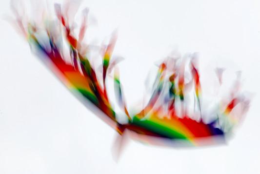 Impression of a Rainbow Kite