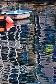 Reflection of Rockport