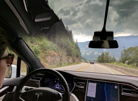 Driving Electric: Calgary to Kelowna