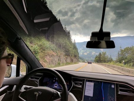 Driving Electric: Calgary to Kelowna