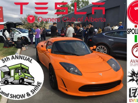 Join us for our 5th Annual Calgary BBQ