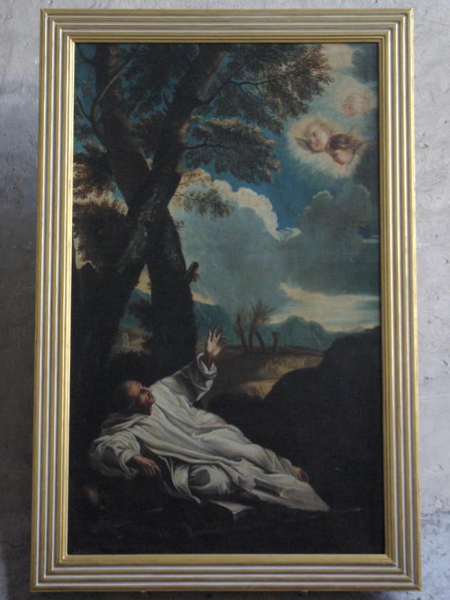 La Vision de Saint-Bruno, auteur inconnu, XVIIe s.