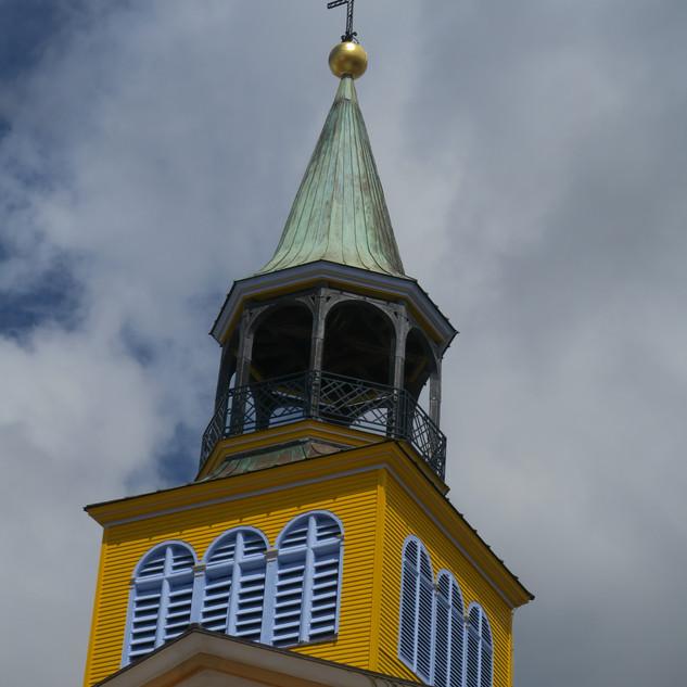 Cathédrale Saint-Sauveur de Cayenne