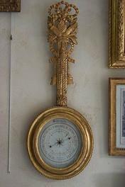 Baromètre Louis XVI