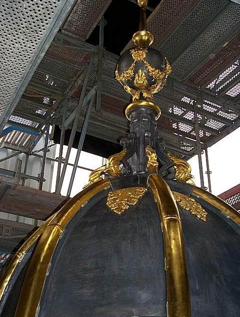 Belvédère de la cathédrale de Toul