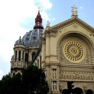 Église Saint-Augustin, Paris
