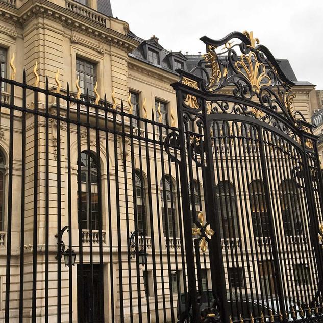 Chambre du commerce et de l'industrie, Paris