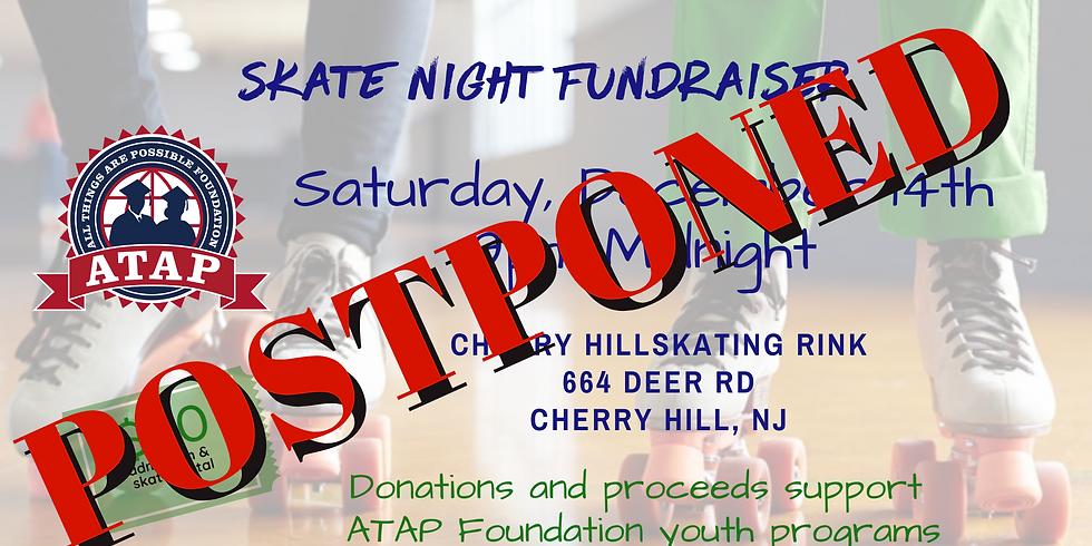 !!POSTPONED!!  Skate Night Fundraiser
