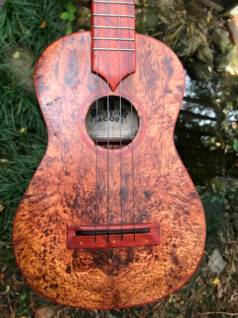 #102 Cherry Burl Super Concert