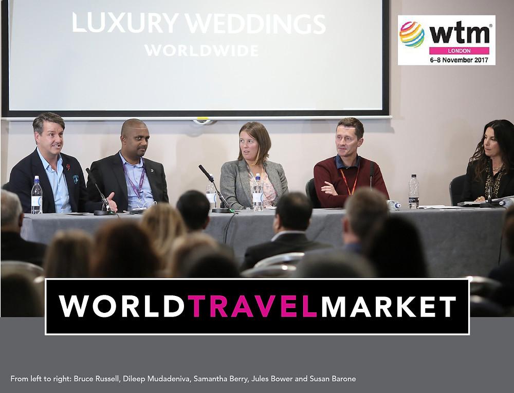 LWW World Travel Market panel members