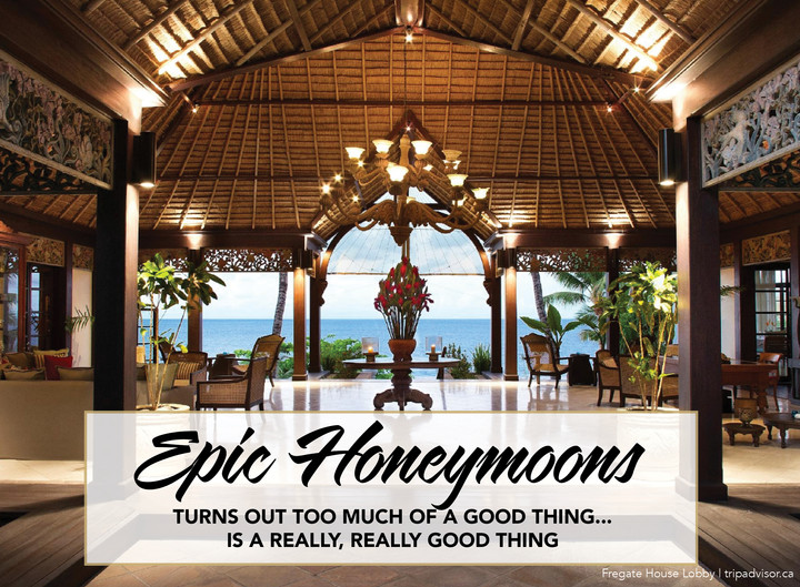 EPIC HONEYMOONS