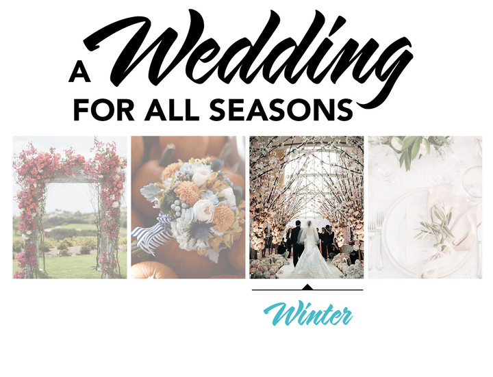 A WEDDING FOR ALL SEASONS: WINTER
