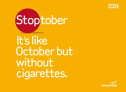 Stoptober 2015!