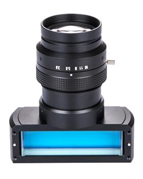 16K 5um 同軸線掃描鏡頭