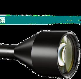 千萬像素工業遠心鏡頭 HRK