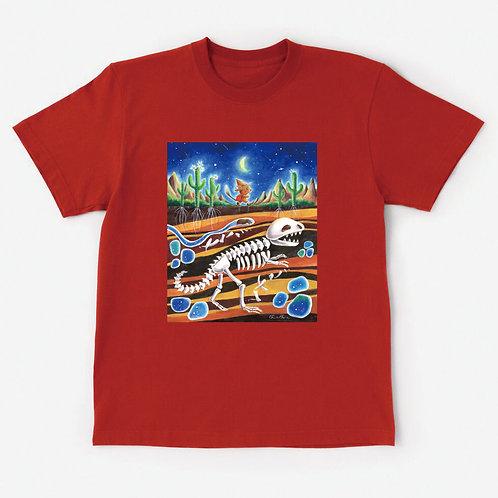 T-Shirt 大冒険の夜