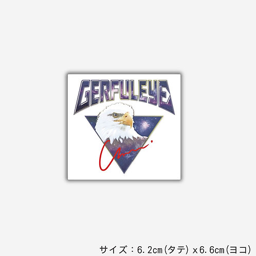 Stickers GERFUL EYE(2枚)