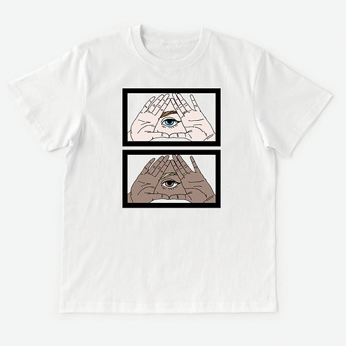 T-Shirt The mind's eye