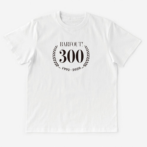 T-Shirt 300 ISSUES