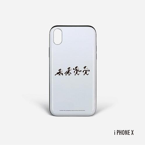 Device Case 人類の進化 A