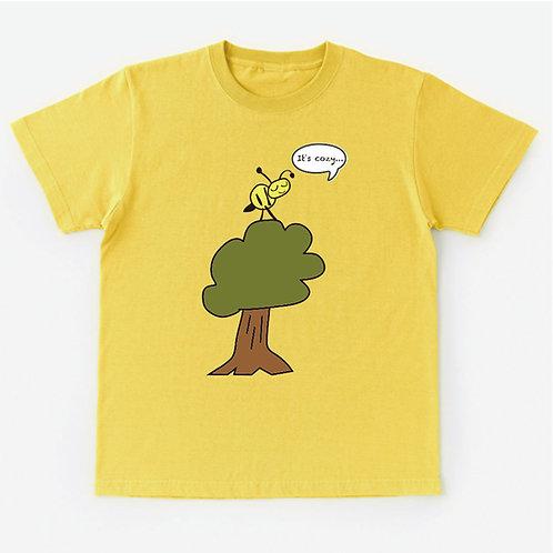 T-Shirt ハチくん