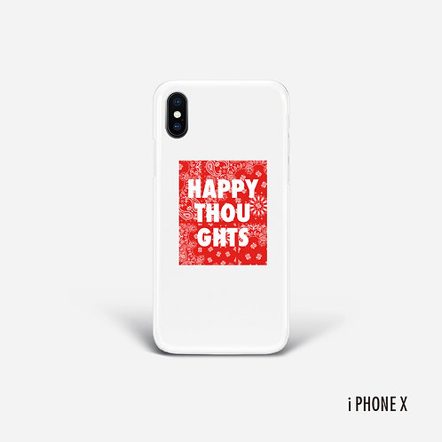 Device Case HAPPY THOUGHTS
