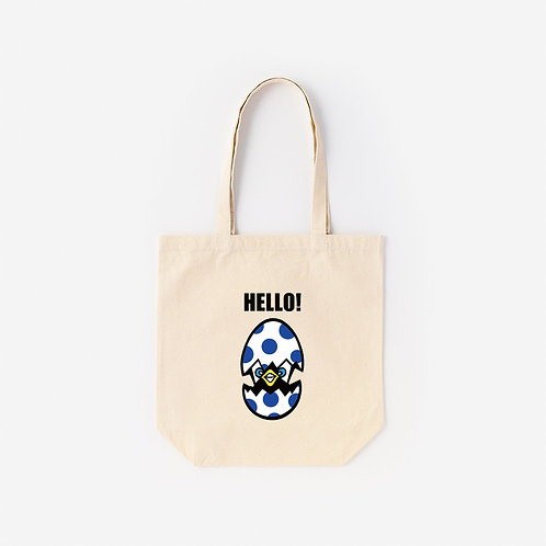 Tote-Bag HELLO BEBETO-A