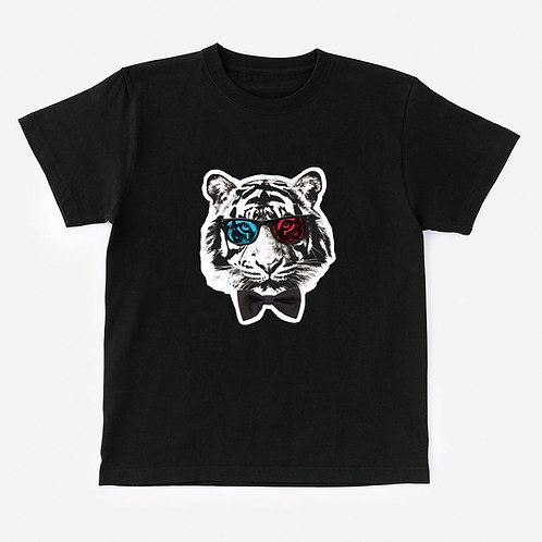 T-Shirt SLEEP TIGER GLASSES