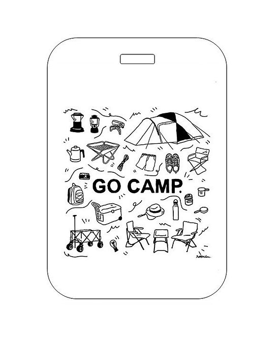 Pass Case GO CAMP